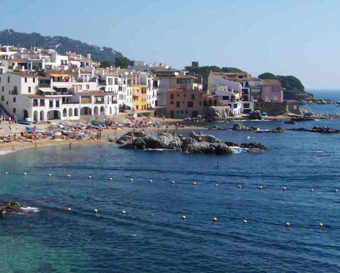 Beautiful Costa Brava Palafrugell