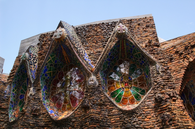Gaud style architecture around the world hi this is for Architecture gaudi