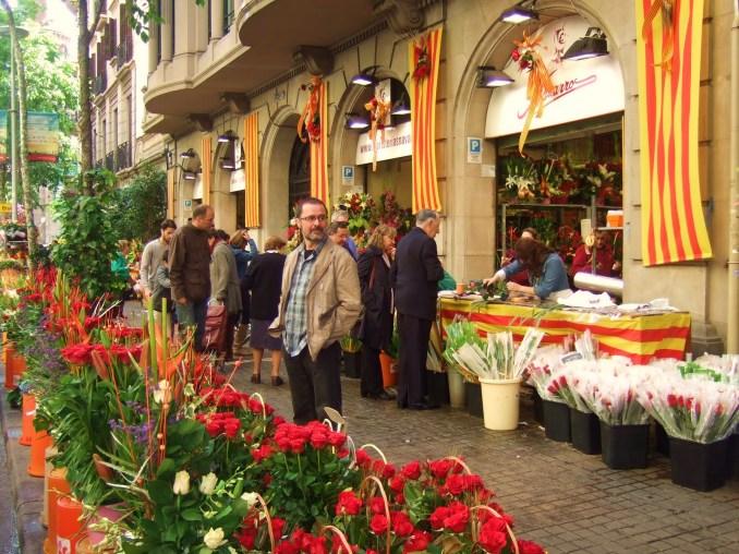 Roses St Jordi