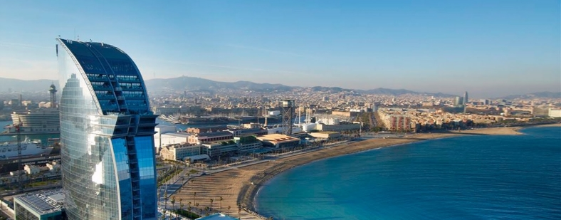 It's summer in the city - but Barcelona has a lot more to offer than sandy beaches