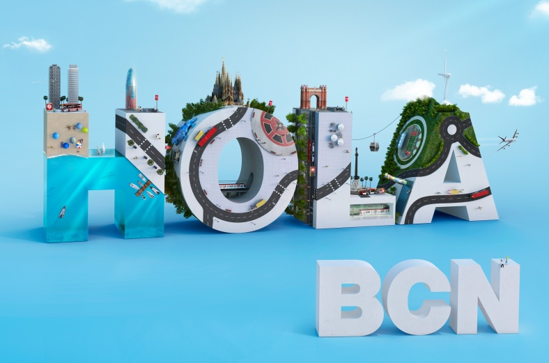 Hello Bcn! - the city's new initiative to cater to the short-time visitor's transportation needs.