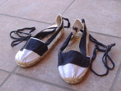 la sardana shoes