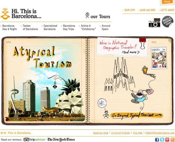 Visit www.hithisisbarcelona.com